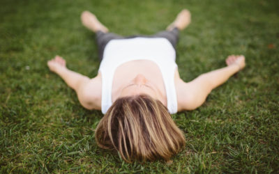Aprende a relajarte: savasana