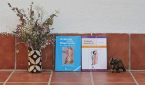 Libros de anatomía para el yoga